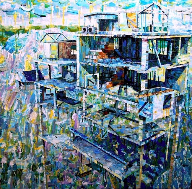Tatsuya-Mukaiyama-paintings- shinsekai